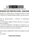 Vista preliminar de documento COMUNICADO: Medidas de Protección Sanitaria