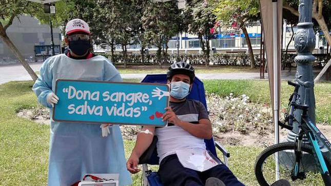 Hospital Cayetano salva mas vidas gracias a donantes voluntarios de sangre