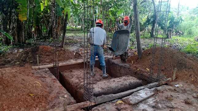 Ucayali: Ministerio de Vivienda inicia obras de saneamiento rural en Santa Isabel de Bahuanisho y Esperanza