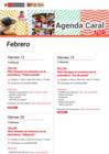 Vista preliminar de documento Agenda Caral, febrero 2021