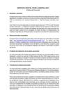 Vista preliminar de documento Política de privacidad del pase laboral 2021