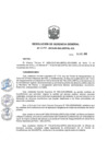 Vista preliminar de documento Comité de Ecoeficiencia del Fondo de Aseguramiento en Salud de la Policía Nacional del Perú - SALUDPOL