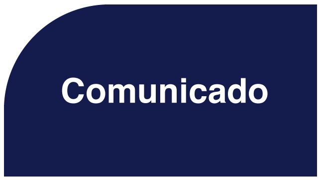 Comunicado a las Entidades Públicas y Sociedades de Beneficencia Pública
