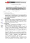 Vista preliminar de documento Términos de referencia para la contratación de servicios de atención de Insuficiencia Respiratoria Aguda Grave (IRAG) con necesidad de ventilación mecánica en la UPSS cuidados intensivos de IPRESS privadas y mixtas, para asegurados SIS con diagnóstico de COVID-19, según marco normativo del Decreto Legislativo N° 1466 (Sexta convocatoria).