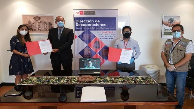 Documentos coloniales recuperados serán conservados por el Archivo General de la Nación