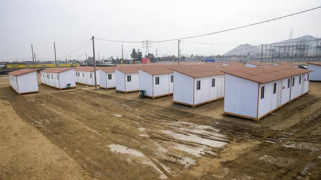 Aprueban lineamientos técnicos para el diseño y ubicación de los módulos temporales de vivienda