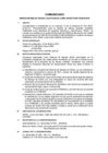 Vista preliminar de documento Publicación de Bienes muebles calificados como RAEE para donación.