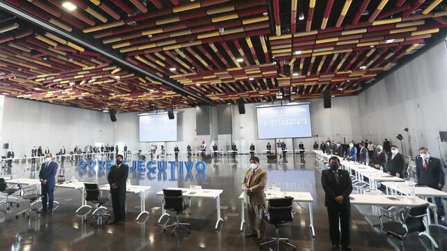 Presidente Sagasti: Debemos pensar, desde las regiones, en el Perú que queremos