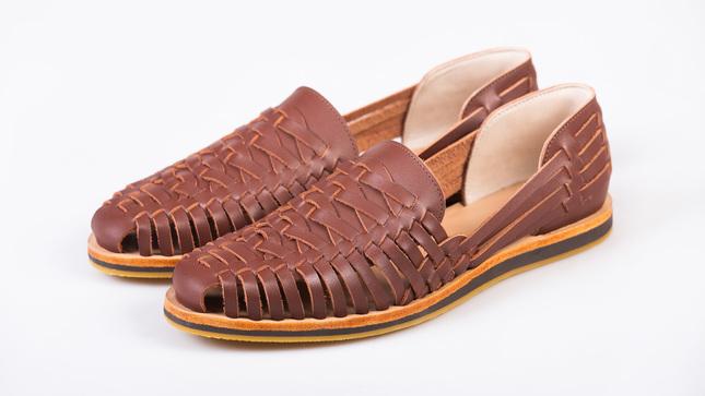 La Libertad: Empresario trujillano elabora colección de calzado inspirado en la cultura Chimú