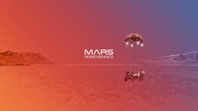 Perseverance llega a Marte