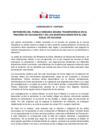 Vista preliminar de documento Comunicado N° 10/DP/2021