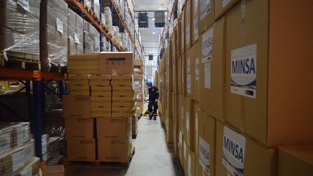 Ministerio de Salud entregó más de 15.5 millones de equipos de protección personal a establecimientos de salud