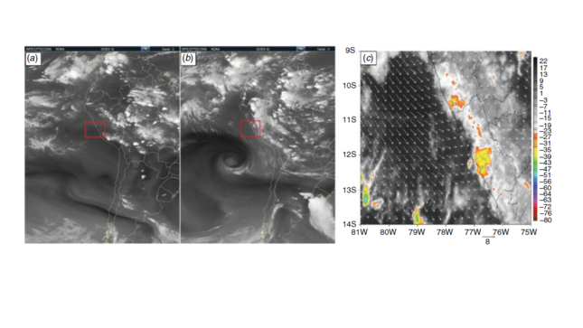 Senamhi presentó estudio sobre lluvias extremas en Chosica
