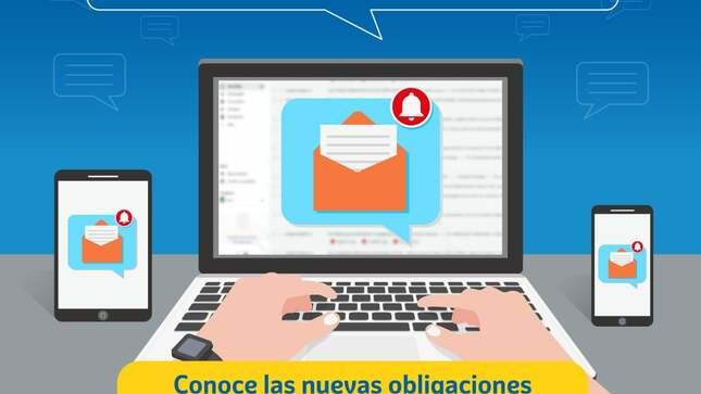 Empresas supervisadas por Osinergmin recibirán notificaciones solo de manera electrónica