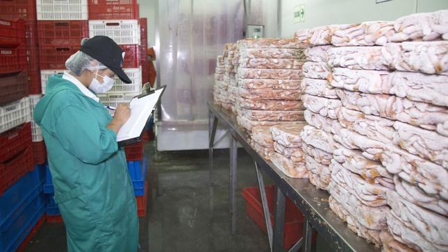 Sanipes aprueba procedimiento sanitario que facilitará las exportaciones