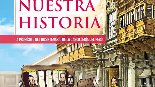 """Lanzamiento de cómic """"Los Documentos Cuentan Nuestra Historia"""""""
