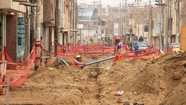 Expediente técnico de proyecto de agua y alcantarillado para Juliaca estará aprobado en quincena de marzo