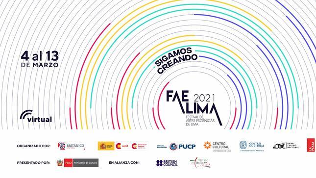 Festival de Artes Escénicas de Lima – FAE Lima 2021