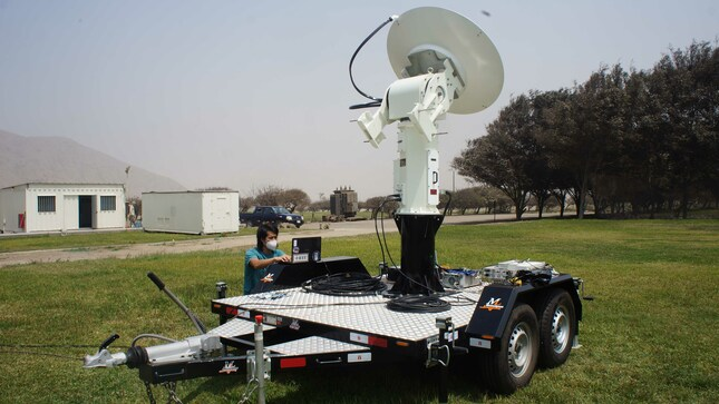 IGP desarrolla radar de alta tecnología para monitorear lluvias y prevenir huaicos