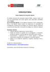 Vista preliminar de documento Convocatoria: Gestor Regional de Innovación Agraria