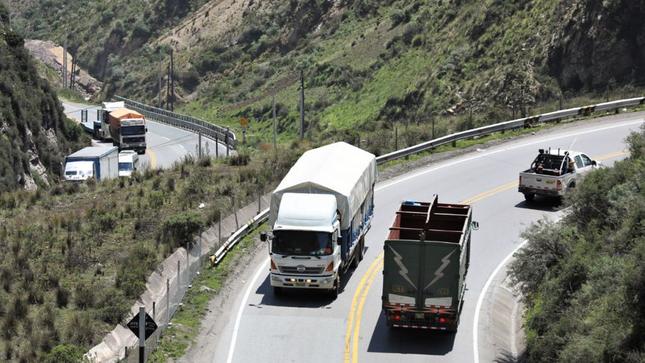 SUTRAN: Accidentes en carreteras se redujeron en más de 13%