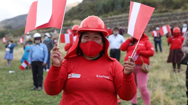 Trabaja Perú y el Mincul firman acuerdo para promover la generación de empleos temporales