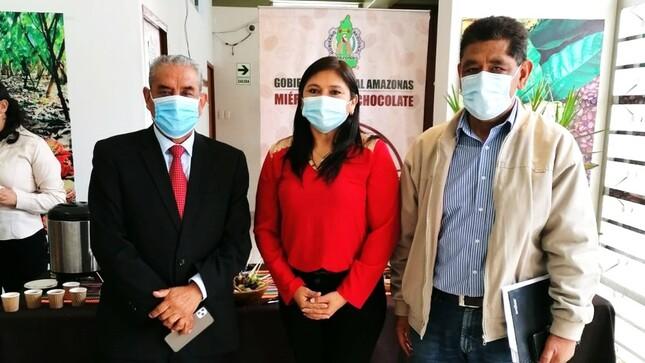 Conforman equipo técnico de control interno del gobierno regional Amazonas