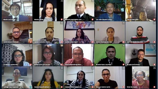 """APN y CIP - OEA iniciaron el curso en línea """"Aplicación de ..."""