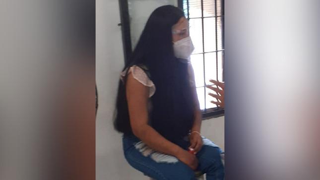 Mujer es intervenida con objeto prohibido en el penal de Moyobamba
