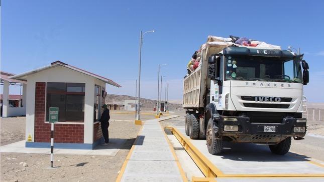 Ica: así funciona el relleno sanitario del distrito de Santiago