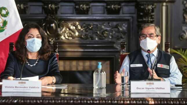 El Ministerio de Salud fortalecerá el primer nivel de atención y ampliará el abastecimiento de oxígeno medicinal