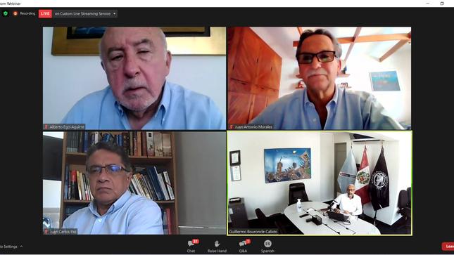 APN expuso sobre los retos del Sistema Portuario Nacional para hacer frente a la pandemia en el XVIII Foro Internacional de Puertos 2021