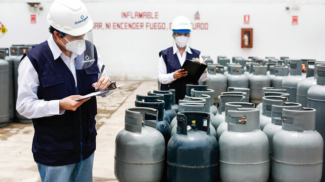 Osinergmin dicta medida que obliga a todos los comercializadores de combustibles y GLP a reportar sus transacciones y precios de venta