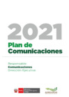 Vista preliminar de documento Plan de Comunicaciones 2021