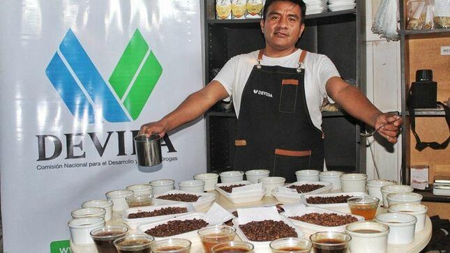 Vraem: Devida promueve formación de catadores de café para mejorar la calidad de estos granos en el valle