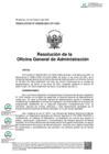 Vista preliminar de documento Bienes RAEE - Resolución N° 000009-2021-DV-OGA