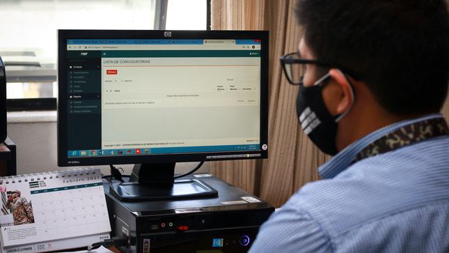 FMP lanza Aplicativo Web para optimizar proceso de contrataciones