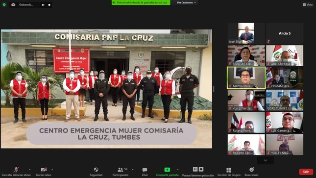 Mimp amplía su cobertura de servicios gratuitos para beneficiar a más de 200 mil pobladoras/es de Tumbes con nuevo Centro Emergencia Mujer