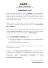 Vista preliminar de documento Comunicado N° 001 *NUEVO*