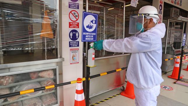 Ejecutivo oficializa inmovilización social en Lima, Callao y otras 22 provincias con riesgo sanitario extremo del 1 al 14 de marzo