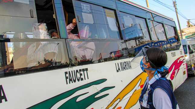 ¡Atención! Desde el 1 de marzo los servicios de transporte público en Lima y Callao tendrán nuevo horario