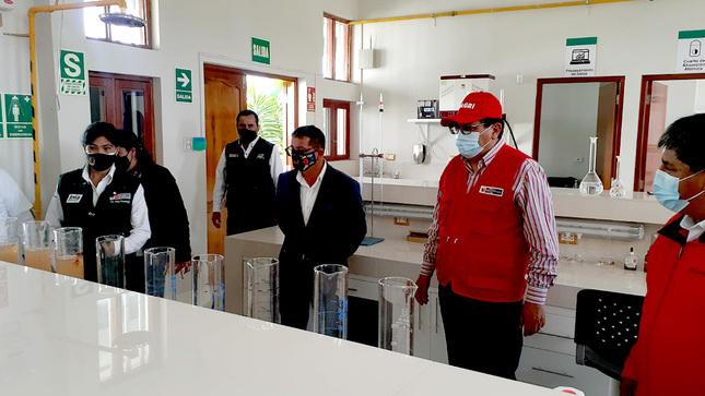 MIDAGRI lanza en Ayacucho nuevas variedades de quinua y kiwicha para fortalecer el sistema inmune ante pandemia