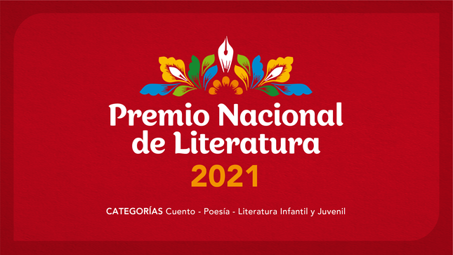 Ministerio de Cultura anuncia la convocatoria del Premio Nacional de Literatura 2021