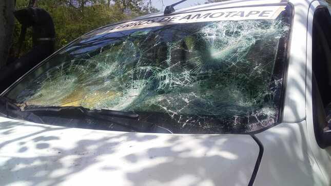 Sernanp condena ataque contra guardaparque del Parque Nacional Cerros de Amotape por taladores ilegales