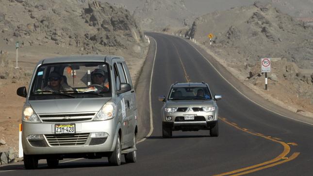 Accidentes en carreteras: Autos, camionetas y camiones de carga protagonizaron la mayor cantidad siniestros