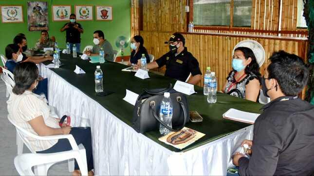 Amazonas: Operación Tayta reinicia acciones en Bagua