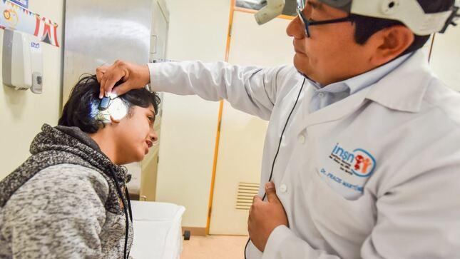SIS financió más de 13 mil atenciones de afiliados por pérdida de audición