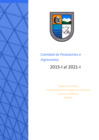 Vista preliminar de documento Cantidad de Postulantes e Ingresantes Periodo 2015-I al 2020-I