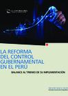Vista preliminar de documento La Reforma del control gubernamental en el Perú