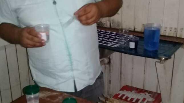 Red de Salud Condorcanqui realiza acciones para combatir la malaria en comunidades indígenas